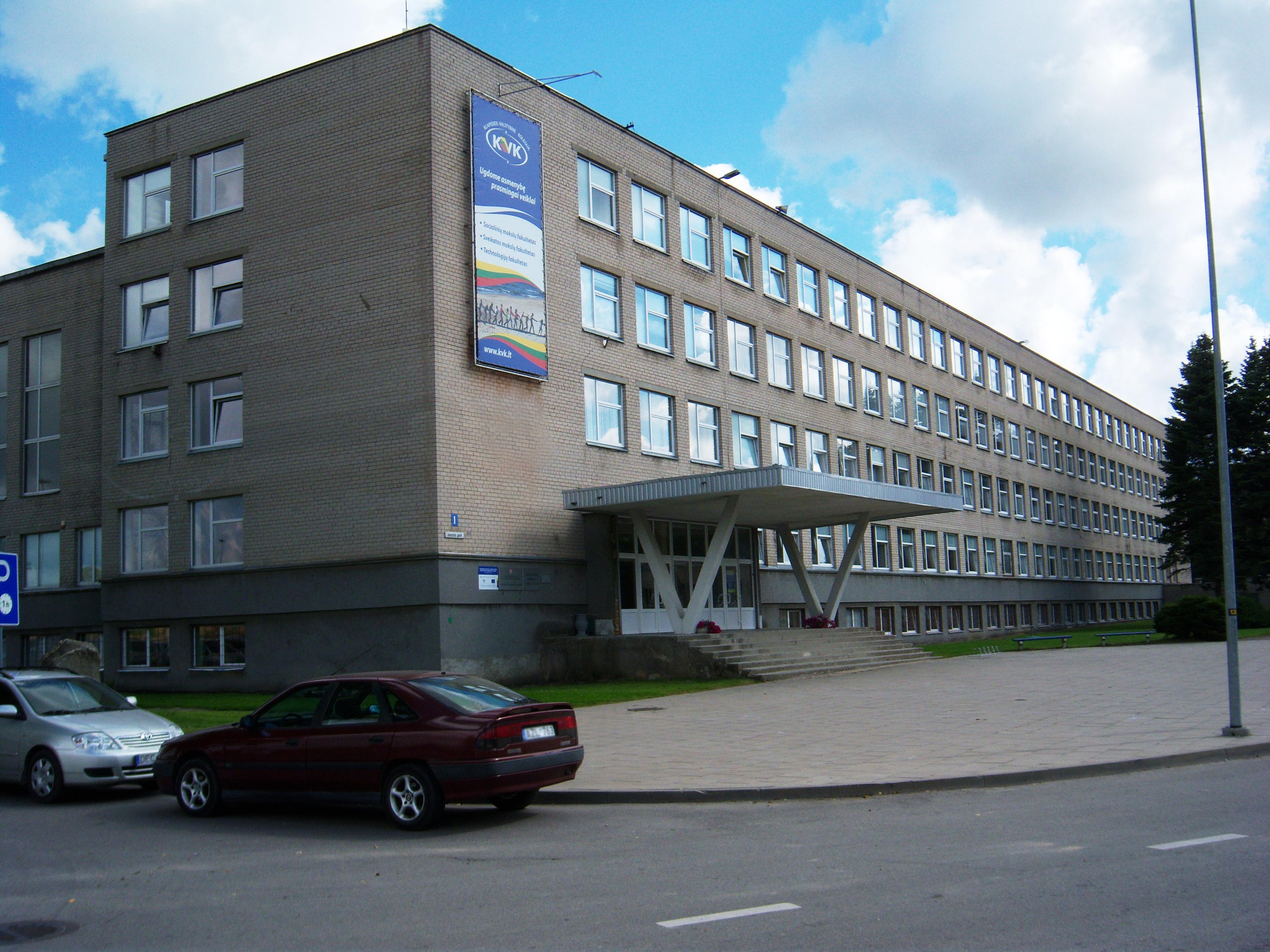 Klaipėdos_valstybinė_kolegija._Socialinių_mokslų_fakultetas
